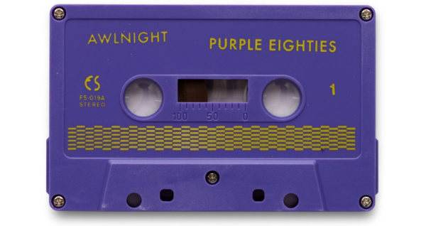 Purple Eighties by Awlnight